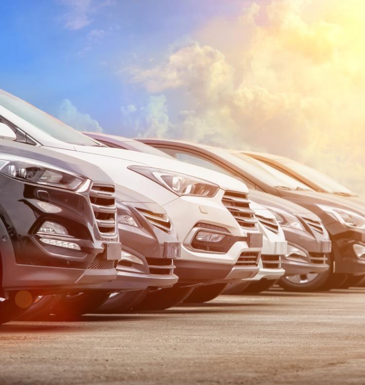 Je hebt een ruime keuze aan automerken en -modellen: