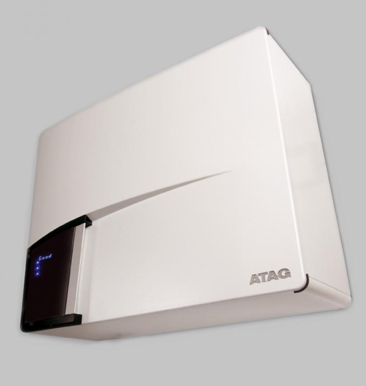 Verwarming en warm water met één toestel