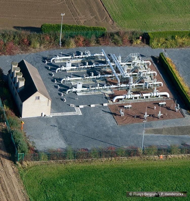 Stations de détente de gaz