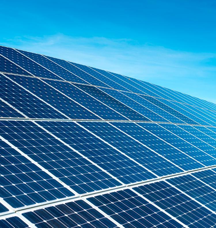 Met hernieuwbare energie
