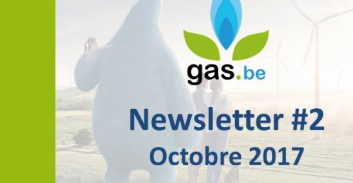 Gas.be Newsletter #2