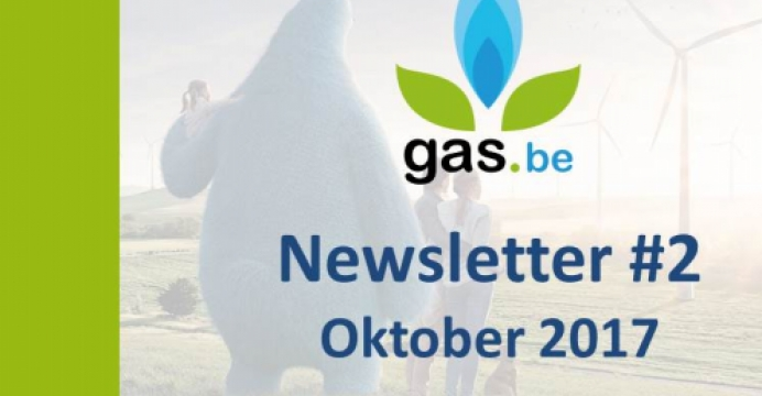 Gas.be Nieuwsbrief #2