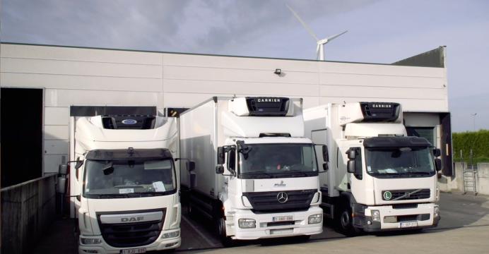 Transportbedrijf Lindd bewijst dat rijden op CNG rendeert.