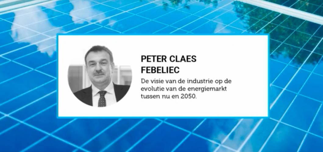 <h3>PETER CLAES(NL) - FEBELIEC</h3>