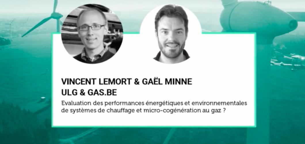 <h3>VINCENT LEMORT (FR) - ULG</h3> <p>GAEL MINNE - GAS.BE<br /> </p>