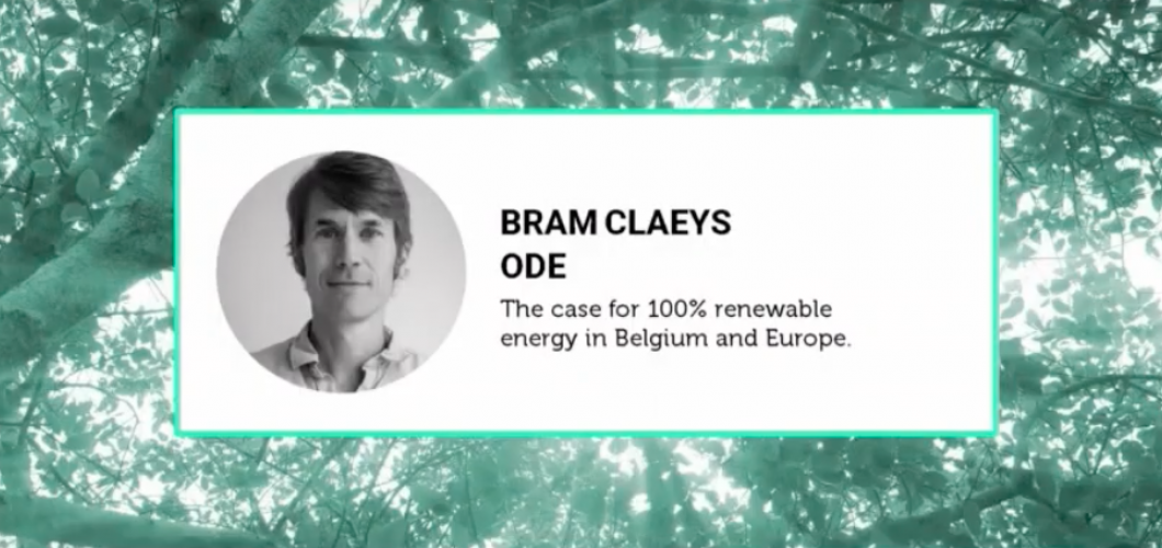 <p>Bram Claeys (NL) - ODE</p>